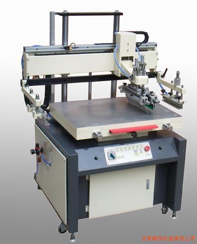 小型半自动丝网印刷机