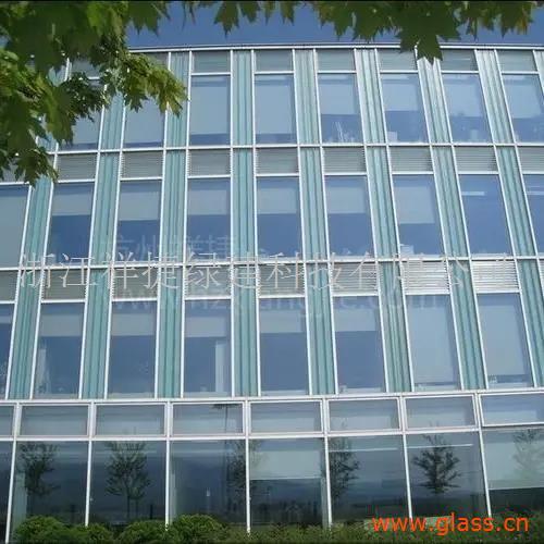 磨砂U型玻璃 290x80x9 建筑U型玻璃专业厂商 优质