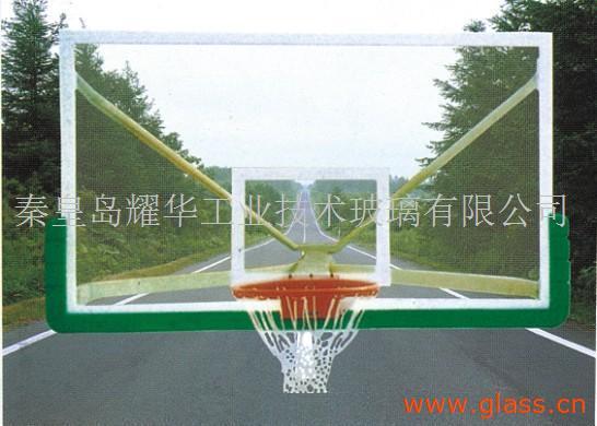12mm篮球板玻璃