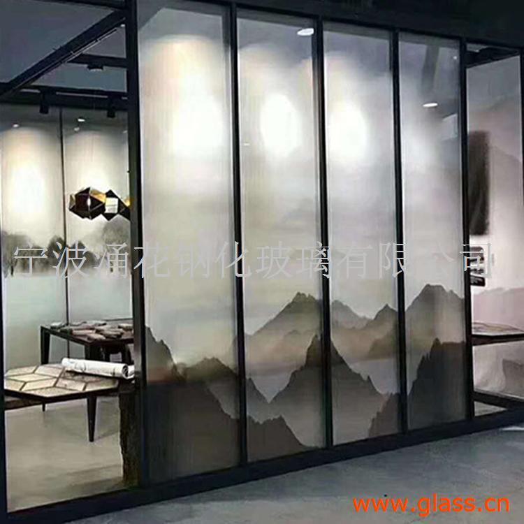 夹丝玻璃隔断 宁波夹丝玻璃隔断 驾驶室玻璃