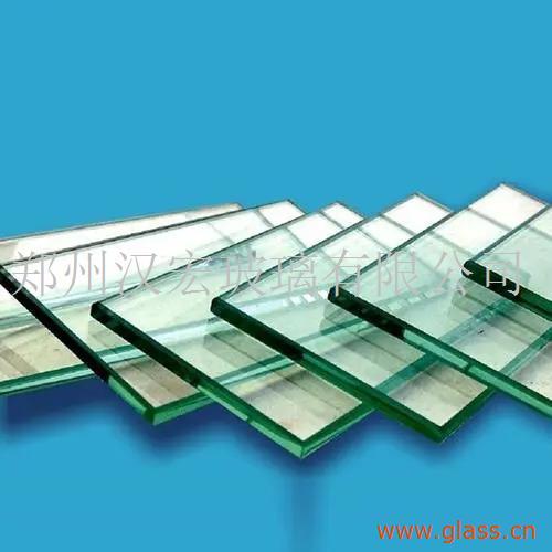 8毫米超白长虹弯钢玻璃