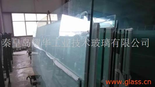 19mm超大板弯钢化玻璃