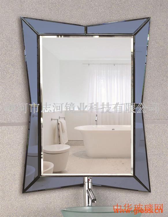 家直销欧式穿衣镜子 落地壁挂两用全身镜服装店试衣镜批发