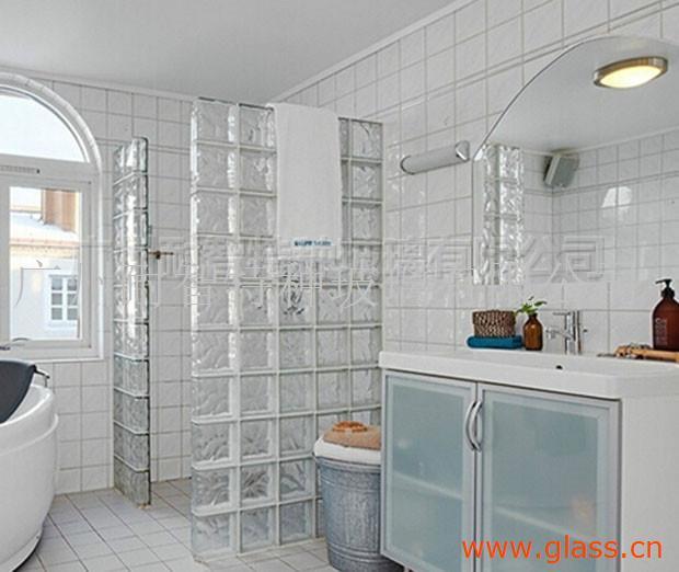 空心玻璃砖 装饰玻璃  玻璃砖