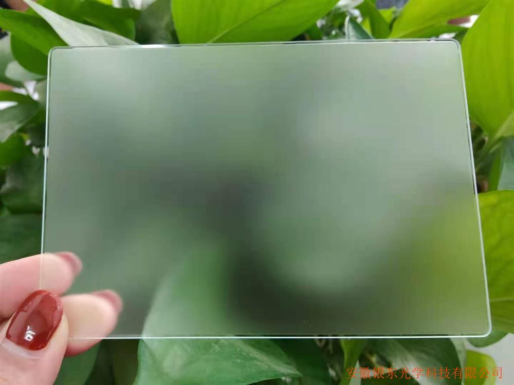 安徽银东专业生产AG玻璃电脑滑鼠板玻璃蚀刻玻璃