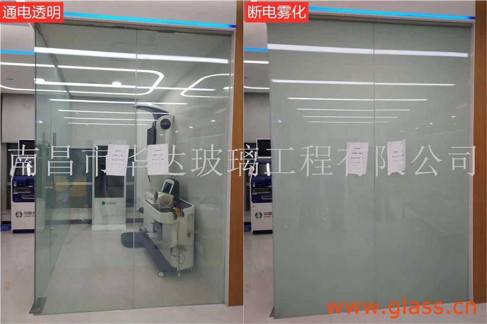 江西调光玻璃隔断 江西办公调光玻璃价格