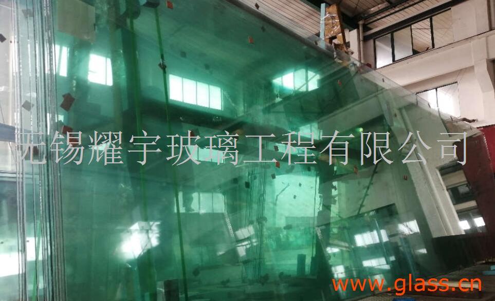 江苏地区6-19mm超大超宽钢化玻璃