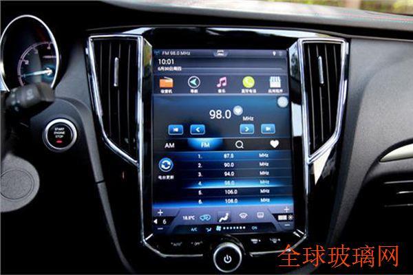 AG玻璃安徽银东生产防眩光玻璃蚀刻玻璃车载盖板玻璃