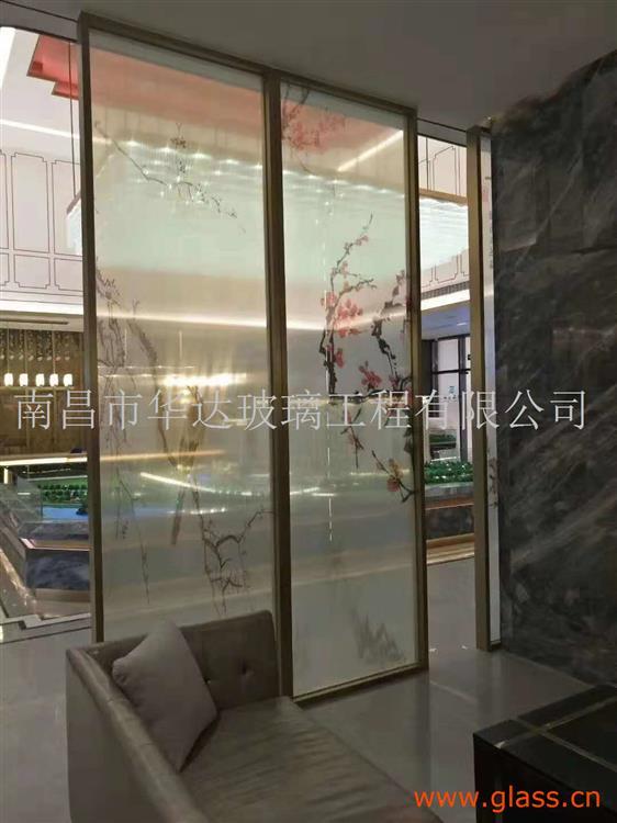 南昌办公室玻璃隔断安装