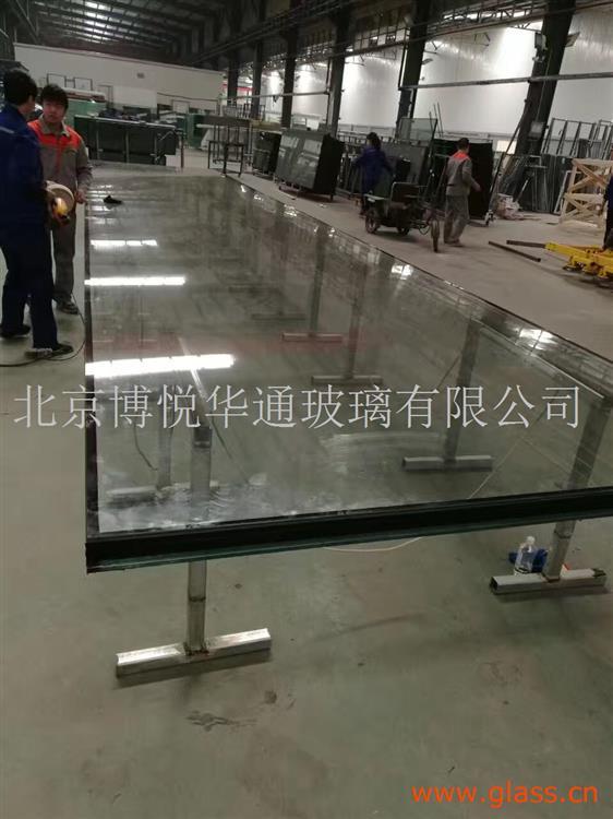 在线LOW-e6+12A+6中空玻璃厂家