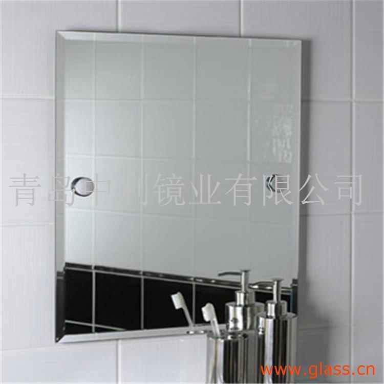 源头工厂定制钢化透视镜子双面镜片审讯室隔音透视玻璃镜子