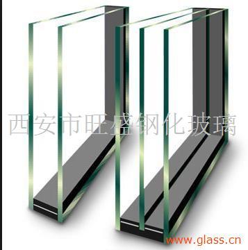 西安钢化玻璃门窗