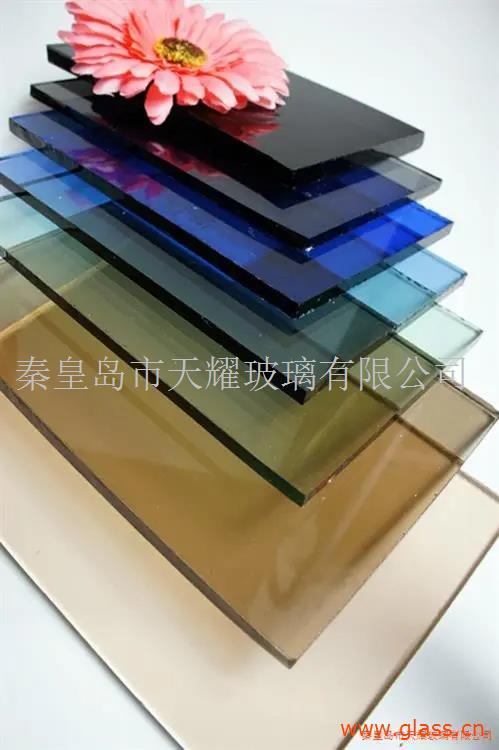 4-8mm 有色、彩色镀膜玻璃