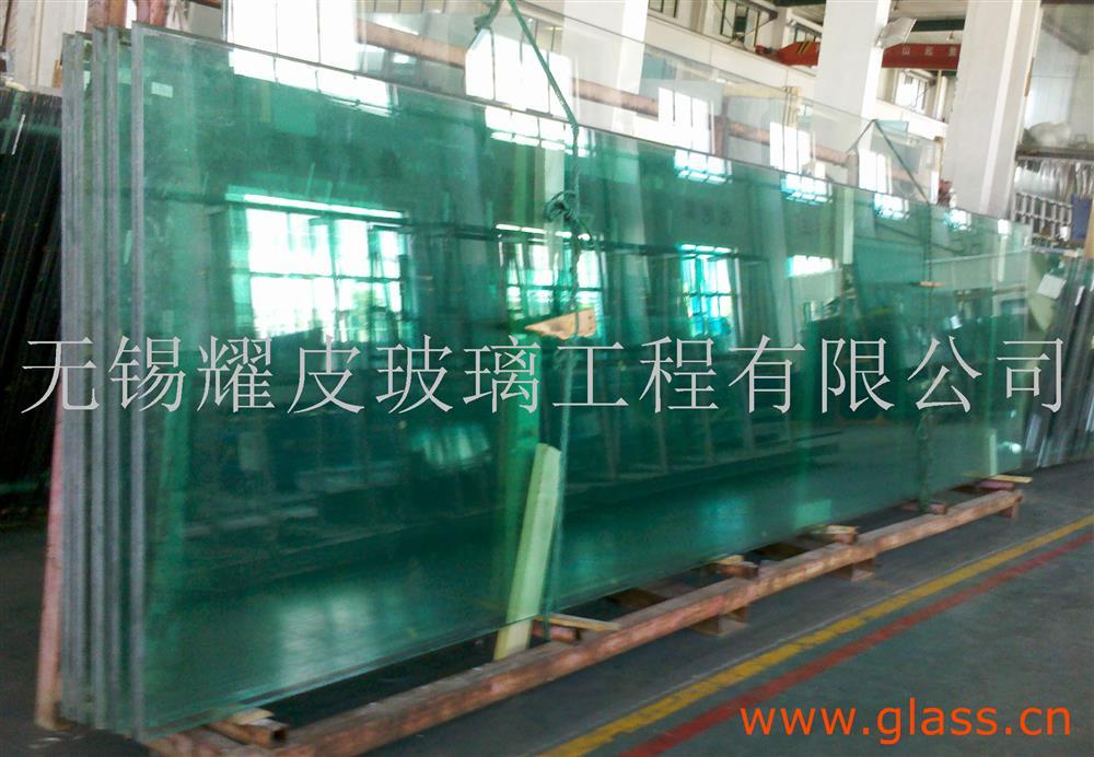 19mm超白玻璃、长10米