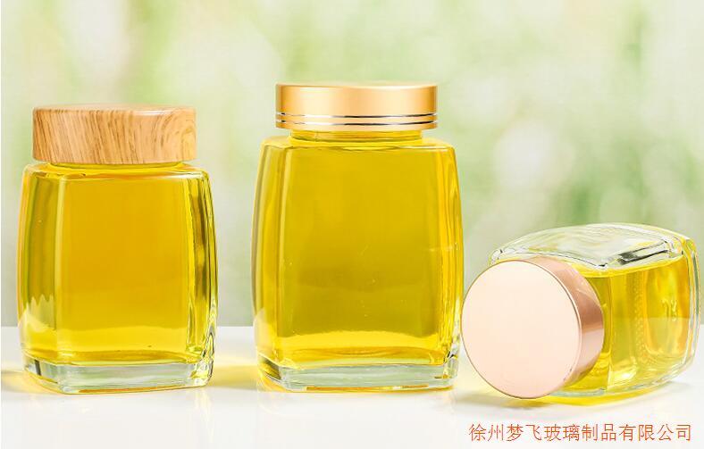 玻璃瓶食品包装瓶燕窝分装瓶蜂蜜瓶果酱瓶