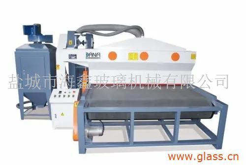 海鑫玻璃磨砂机