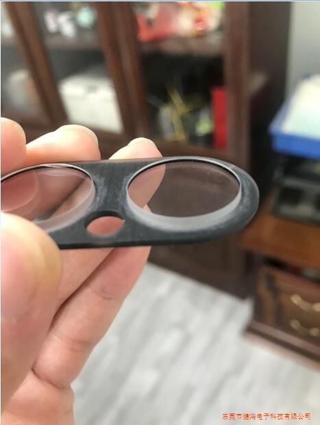 东莞健鸿电子cnc精雕加工玻璃