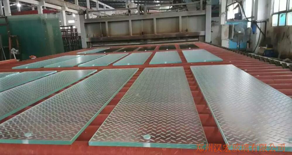 福州山水画长虹玻璃