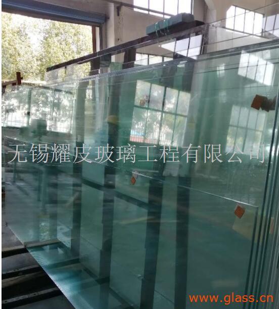 10mm超白超大夹胶玻璃