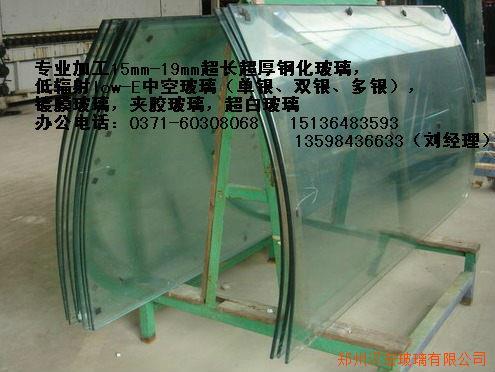 沿河护栏夹胶玻璃价格