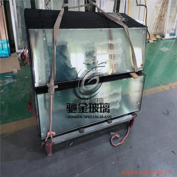 驰鑫玻璃中空电加热除雾玻璃夹胶除霜玻璃厂家