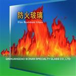 秦皇岛|高硼硅4.0防火玻璃