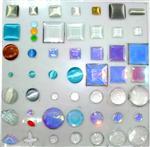 玻璃贴片七彩玻璃贴片