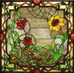 镶嵌玻璃/彩绘镶嵌玻璃