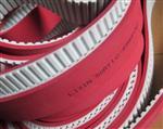 武汉|红色同步带
