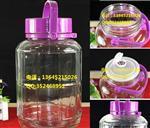 加厚无铅玻璃酒坛泡酒瓶泡菜坛发酵瓶自酿泡葡萄酒瓶带水龙头