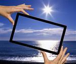 高透减反射玻璃