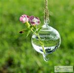 玻璃吊式花瓶