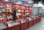 西安钢化玻璃柜台