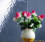 各种压花玻璃