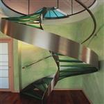 高质量防滑楼梯玻璃-驰金