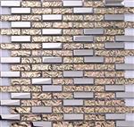 艺术玻璃马赛克背景墙