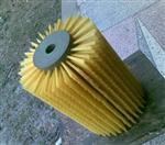 弹簧毛刷辊加工大连工业刷辊