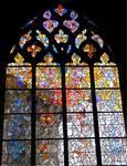 教堂彩绘镶嵌玻璃
