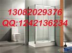 批发定制淋浴房钢化玻璃