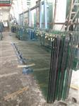 厂家供应无锡耀皮19mm白玻钢化玻璃
