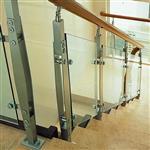 广州楼梯玻璃护栏厂家