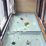 家装用钢化玻璃地板