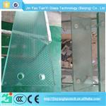 防滑楼梯踏步玻璃