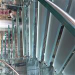 钢化防滑玻璃