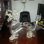沧州 玻璃工艺酒瓶龙瓶