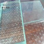 高透防滑玻璃