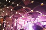 深圳紫色拼镜工艺玻璃