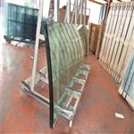 秦皇岛8MM钢化玻璃加工
