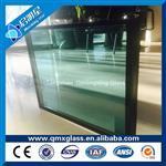 在线low-e5+9+5双钢化中空玻璃