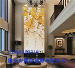 背景墙、玄关艺术玻璃